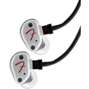 CASQUE - ÉCOUTEURS Fender PureSonicTM Wired Earbuds Blanc