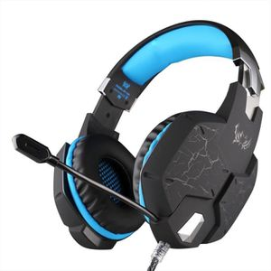CASQUE AVEC MICROPHONE (#71) Vibration Function Gaming Headphone Games He