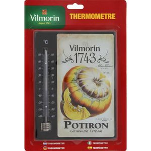 THERMOMÈTRE - BAROMÈTRE VILMORIN Thermomètre 1743 grand modèle - l 15 x L