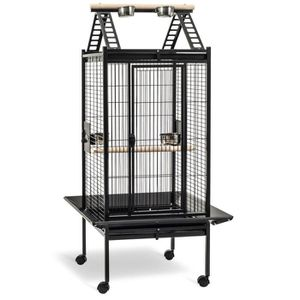 cage perroquet achat vente cage perroquet pas cher soldes d s le 10 janvier cdiscount. Black Bedroom Furniture Sets. Home Design Ideas