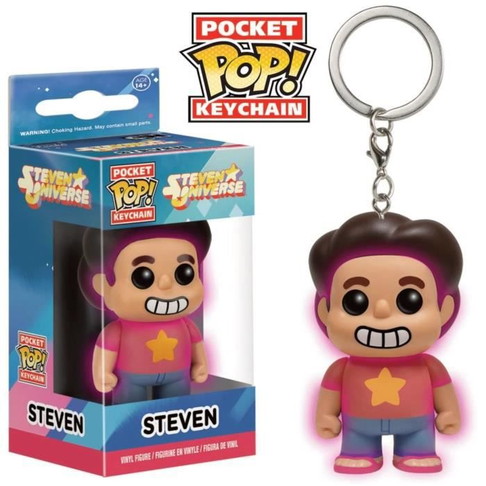 Porte-clé Funko Pocket Pop! Steven Universe : Steven