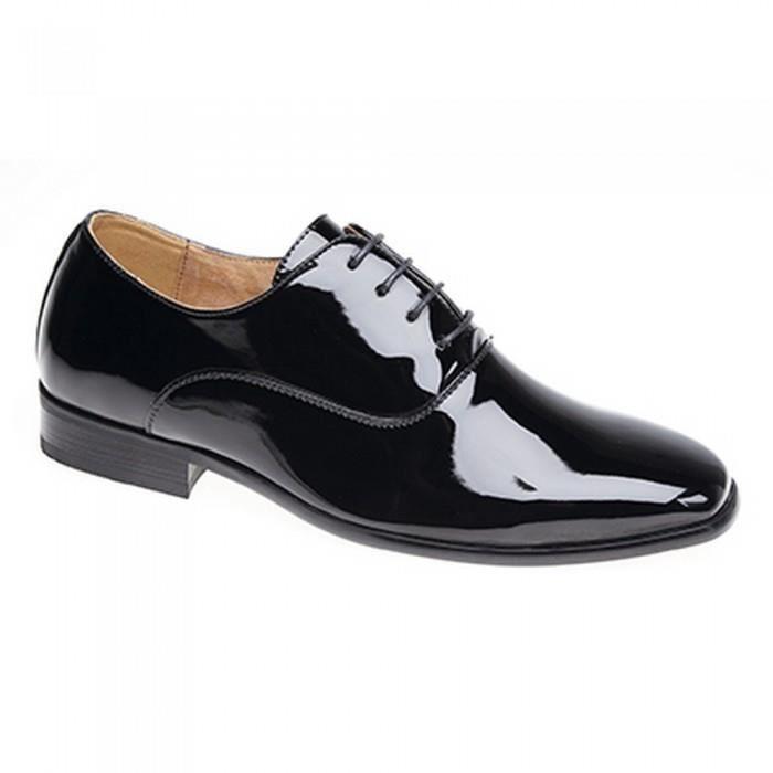 Goor - Chaussures de ville en cuir verni à lacets - Garçon