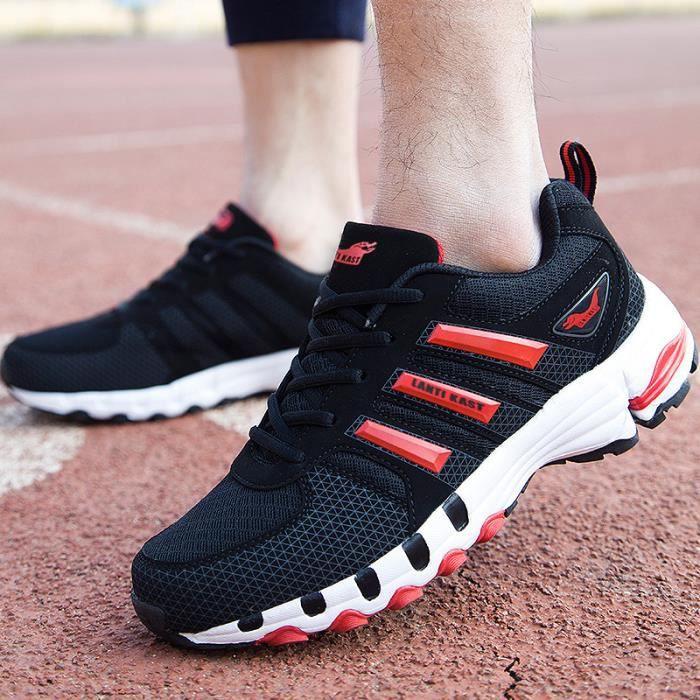 chaussures de loisirs hommes chaussures respirant chaussures de course