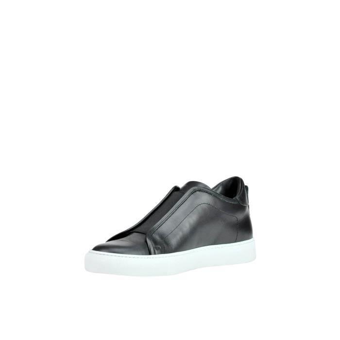 Chaussures 703M-COUPE-SUEDE pour homme, style classique, couleur unie