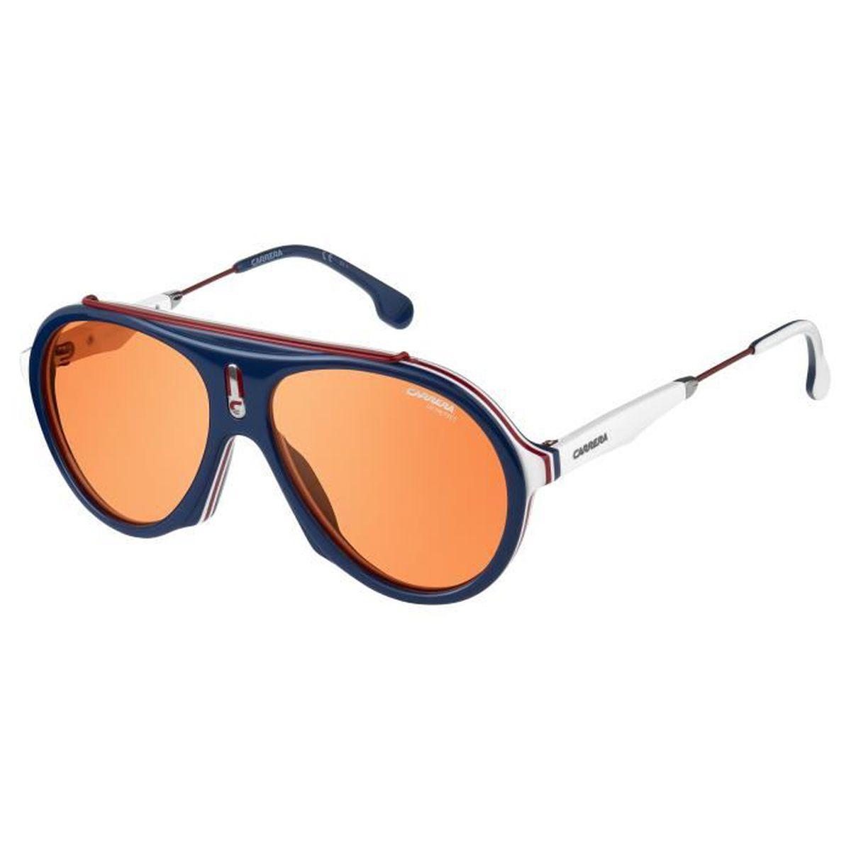 Soleil De Sole Carrera Lunettes 762753783325 Flag Orange POkZXiuTw