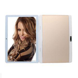 TABLETTE TACTILE 10 pouces HD Dual SIM caméra 3G Quad Core Tablet P