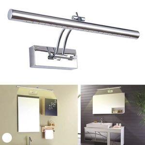 Applique miroir de salle de bain achat vente applique - Lumiere pour miroir de salle de bain ...