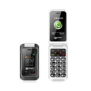 Téléphone fixe Geemarc - Téléphone portable pour senior - CL8500