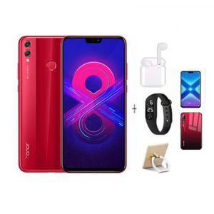 SMARTPHONE HONOR 8X 6+128Go débloqué 4G Ecran 6,5