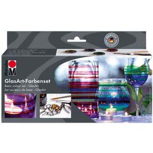 KIT PEINTURE Kit Peinture pour verre