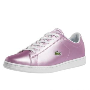 Femme Chaussures Baskets Carnaby Evo Lacoste CXaUwnq