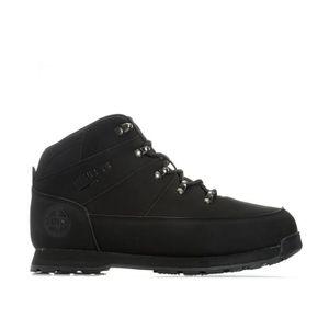 BOTTE Boots Henleys Woodland pour homme en noir.