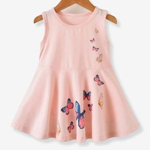 ROBE Bébés filles Robe bébé enfants imprimé papillons V ... 248f623f165