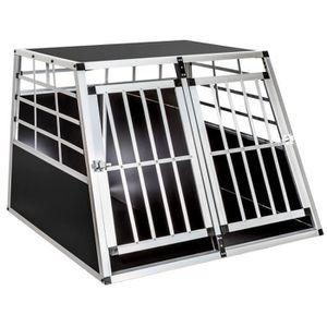 CAISSE DE TRANSPORT Cage, caisse, box de transport double pour chien e