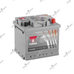 BATTERIE VÉHICULE Batterie auto, voiture YBX5012 12V 52Ah 480A Yuasa