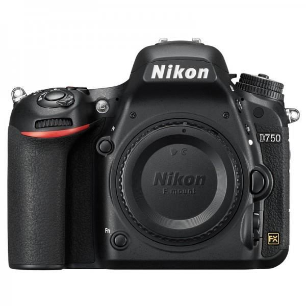NIKON D750 NU Boitier Nu - Expeed 4 - HDMI - WIFI intégré - Ecran inclinable robuste