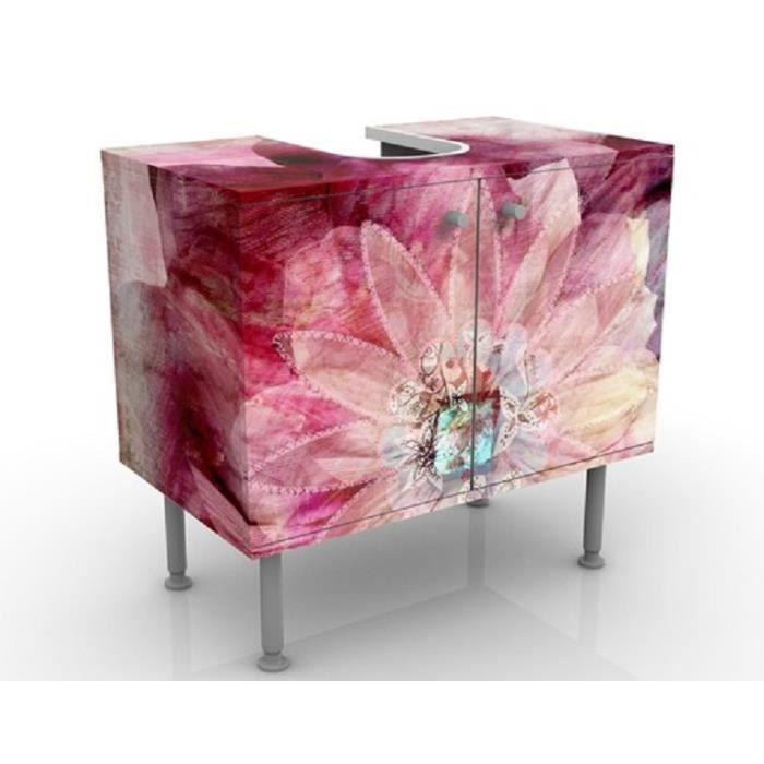 COMMODE VANITY MODELE ROSE - Achat / Vente meuble bas ...