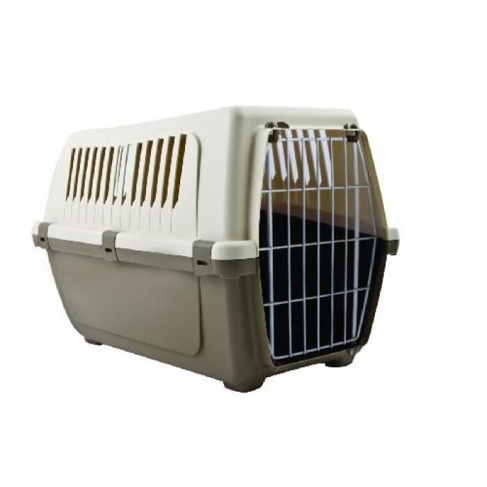 cage chien plastique achat vente cage chien plastique pas cher cdiscount. Black Bedroom Furniture Sets. Home Design Ideas