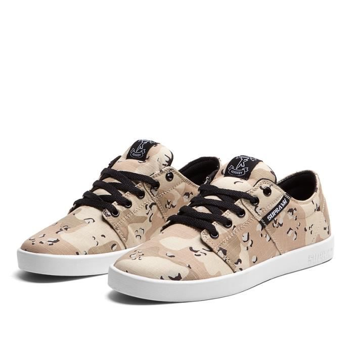 Shoes SUPRA STACKSDESERT CAMOU...
