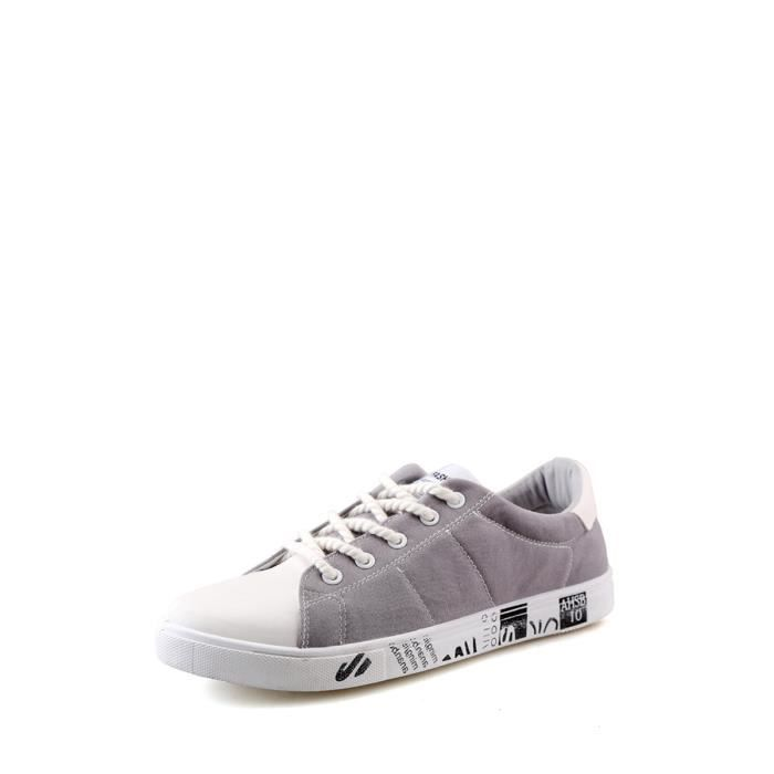 Sneakers Casual lacer Respirant confortables simple d'homme 6765896
