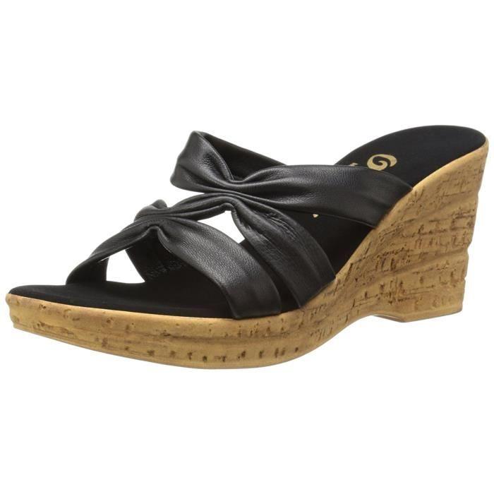 Femmes Onex Sandales Compensées