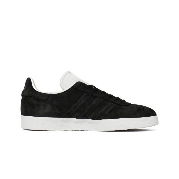 low priced 9ab04 f636e BASKET Chaussures Adidas Gazelle Stitch And Turn