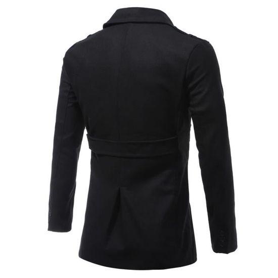 Outwear Tops Veste Mode Rwei1172 Hiver Hommes Manteau Gilet Zipper Casual Automne Parka tqwwaBSUn
