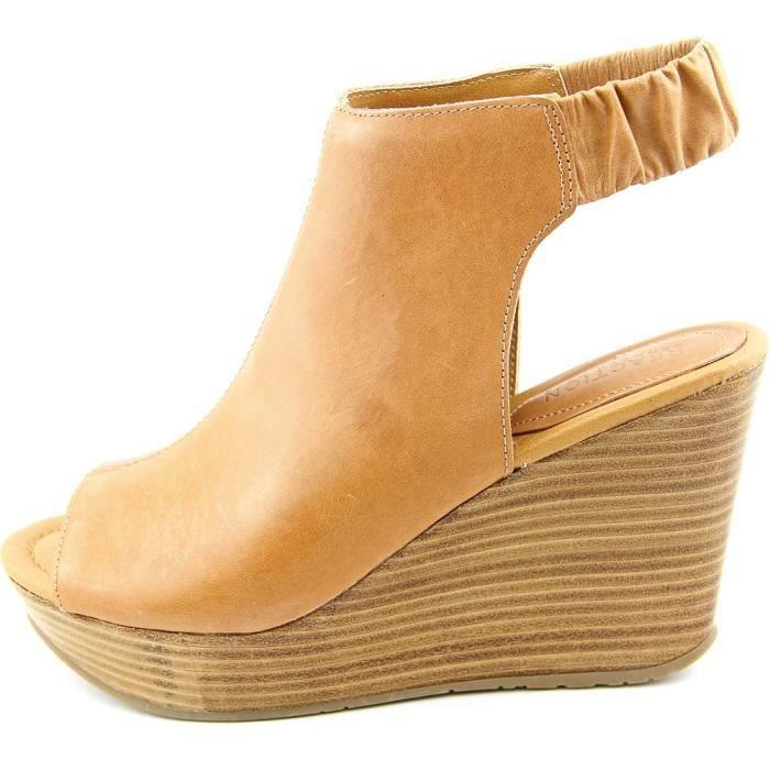 Femmes Kenneth Cole Reaction Sole Rise Sandales Compensées XiFFJkheE