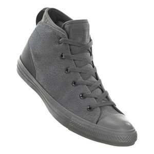 Converse Chuck Taylor All Star Mid Syde Rue H37HZ Taille-40 1-2 pvbo6I9C12