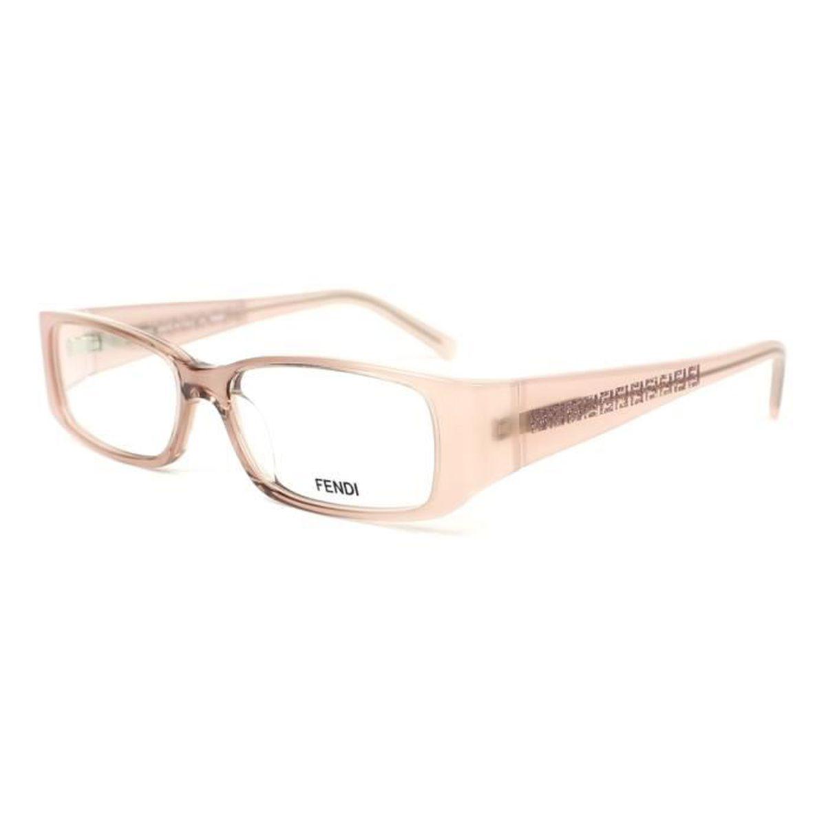 Lunettes de vue Fendi F830 -688 Rose - Achat   Vente lunettes de vue ... 21a152ae3ff5