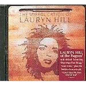 CD SOUL - FUNK - DISCO LAURYN HILL