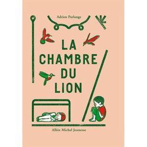 Livre 3-6 ANS La chambre du lion