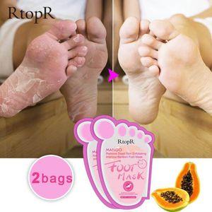 SOIN MAINS ET PIEDS 2 paires Supprimer la peau morte des pieds Peau Pi