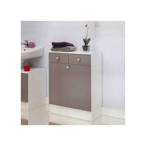 Meuble linge sale achat vente meuble linge sale pas - Meuble salle de bain avec bac a linge ...