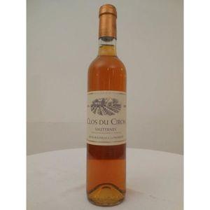 VIN BLANC 50 cl sauternes clos du ciron liquoreux 2004 - bor