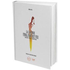 AUTRES LIVRES Livre La Légende Final Fantasy VIII