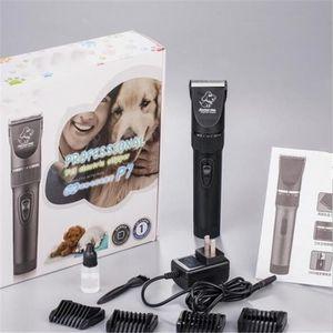 TONDEUSE POUR ANIMAL JINDINGr® tondeuse pour chiens rechargeable sans f