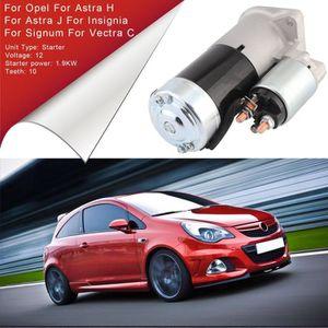 DEMARREUR démarreur électrique de voiture pour Opel pour Ast