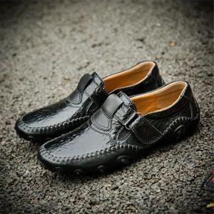 CUSSELEN Derbies Homme En Cuir Nouvelle Mode Qualité résistantes à l'usure Chaussures RétroAdulte wKKkL93Ffn
