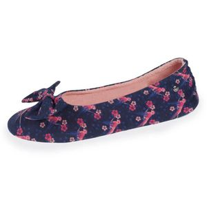 BALLERINE Chaussons Grand Nud Perroquet - Multicolor - 97188