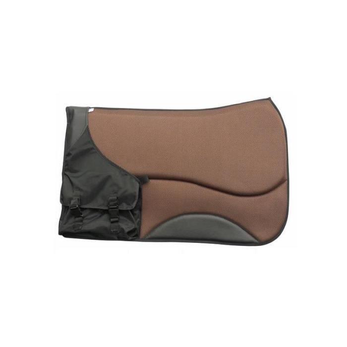Tapis HAF US avec poches Marron Cheval - Achat / Vente accessoire de ...
