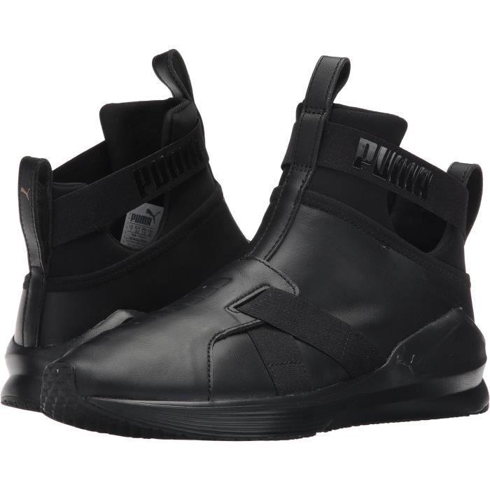 Puma Bracelet en cuir Fierce Wn Sneaker Y6CO4 Taille-39 1-2
