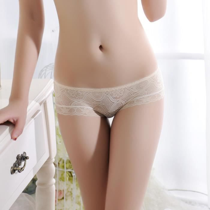 En Lingerie Multicolore Culotte Femmes G string Dentelle Sous Slip 6952 vêtements Thongs S6pE1q