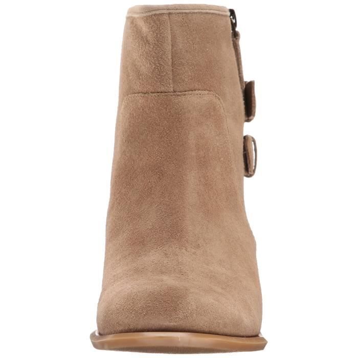 Nine West Justthis Leather Boot YB698 Taille-43