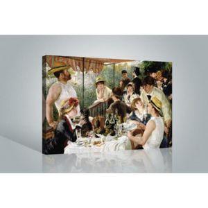 TABLEAU - TOILE Pierre Auguste Renoir Poster Reproduction Sur Toil