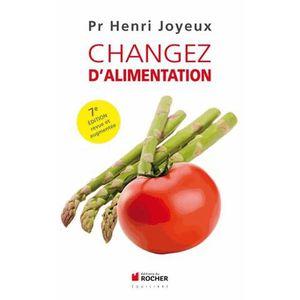 LIVRE RÉGIME Changez d'alimentation