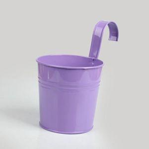 Cache pot violet - Achat / Vente Cache pot violet pas cher - Cdiscount