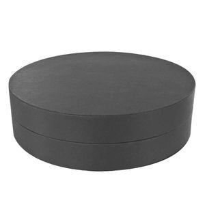 ECRIN - ETUI A BIJOUX Jouailla - Ecrin collier carton - Noir