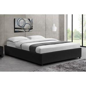 mecanisme lit coffre achat vente pas cher. Black Bedroom Furniture Sets. Home Design Ideas