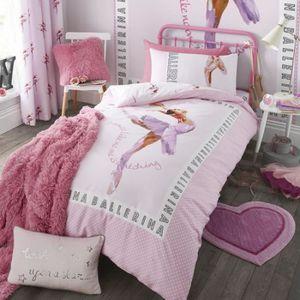 bfef0ace5049cf HOUSSE DE COUETTE ET TAIES Catherine Lansfield - Parure de lit pour enfant -